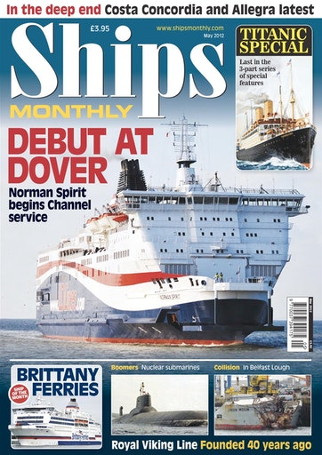 Ships Monthly Preview