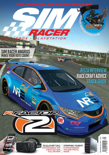 Sim Racer Preview