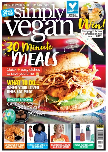 Simply Vegan Preview