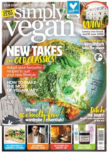 Simply Vegan Preview