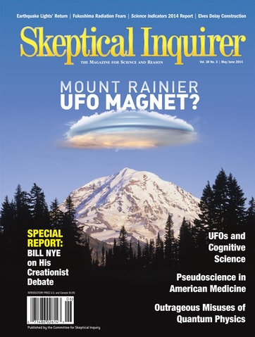 Skeptical Inquirer Preview