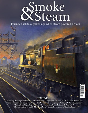 Smoke and Steam Preview