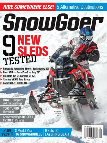 SnowGoer Preview
