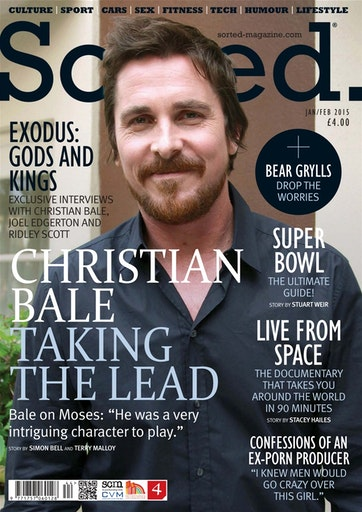 Sorted Magazine – The men's mag with morals Preview