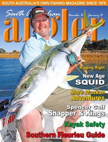 South Australian Angler (SA Angler) Preview