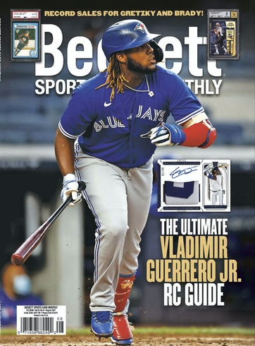 Sports Card Monthly Magazine Preview