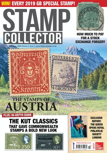 Stamp Collector Preview