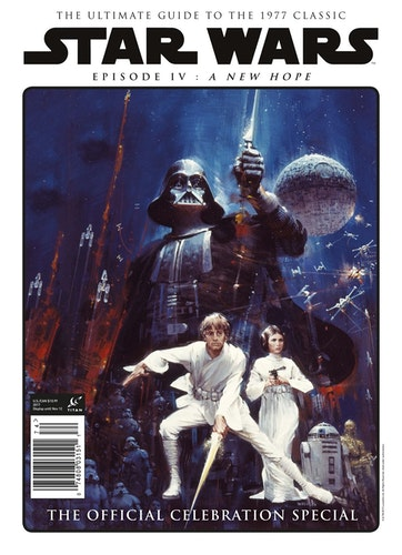 Star Wars Insider Magazine Star Wars Episode Iv A New Hope The Official Celebration Special Subscriptions Pocketmags