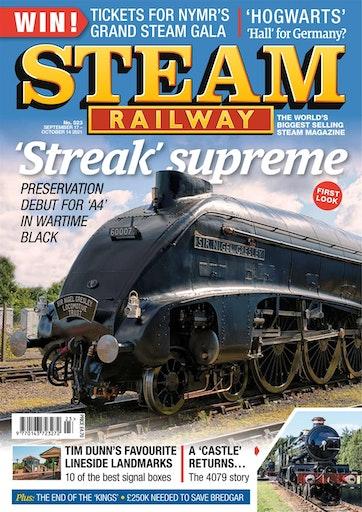 Steam Railway Preview