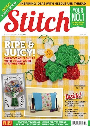 Stitch magazine Preview