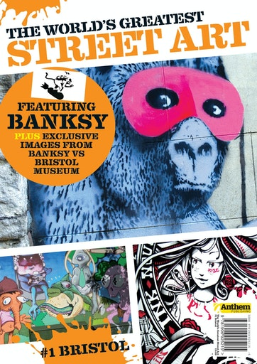 Street Art Magazine Preview