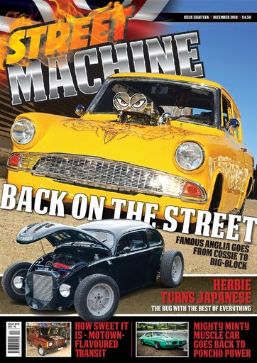 Street Machine Preview