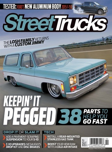 Street Trucks Preview