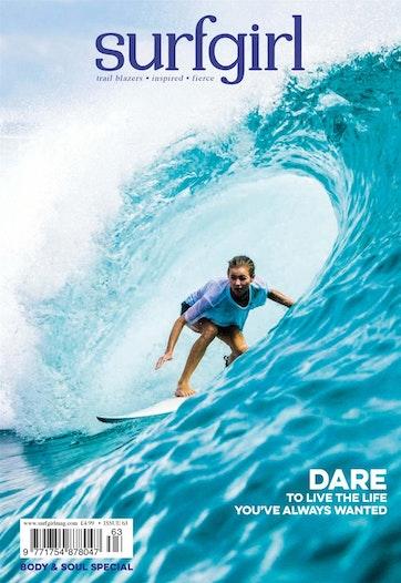 SurfGirl Magazine Preview