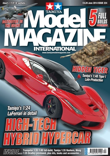 Tamiya Model Magazine Preview