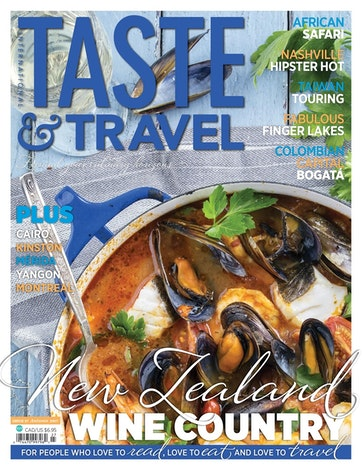 Taste & Travel International Preview