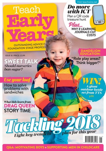 Teach Early Years Preview