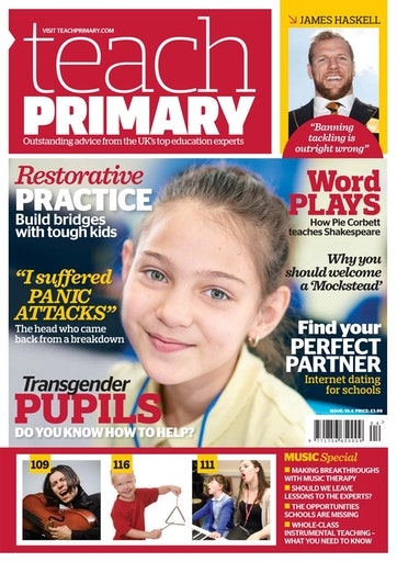 Teach Primary Preview
