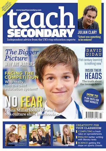 Teach Secondary Preview