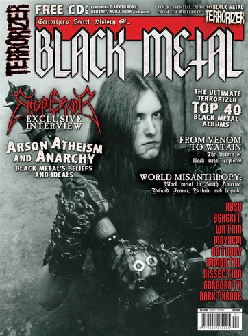Terrorizer's Secret Histories Preview