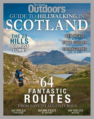 TGO - The Great Outdoors Magazine Preview