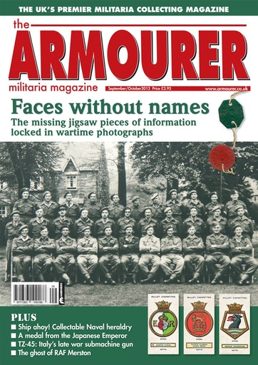 The Armourer Preview