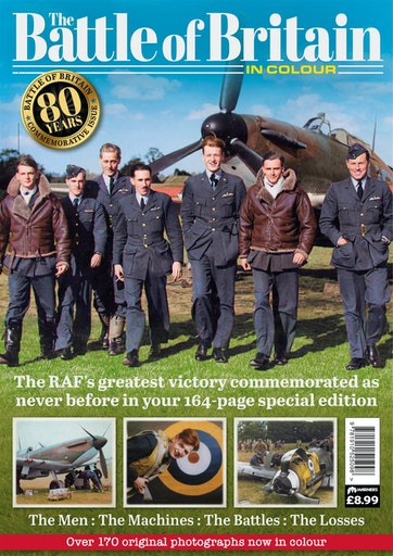 The Battle of Britain in Colour Preview