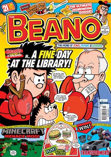 The Beano Preview