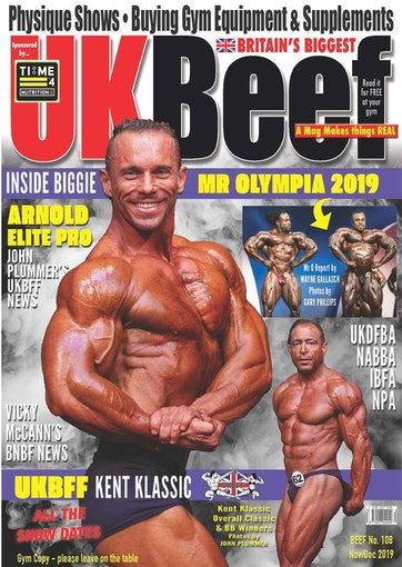 UK Beef Magazine Preview