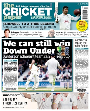 The Cricket Paper Preview