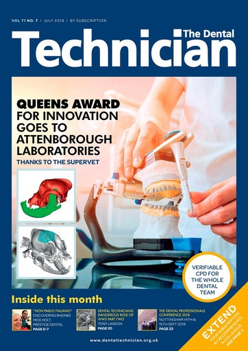 The Dental Technician Magazine Preview