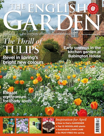 The English Garden Magazine April 2020 Subscriptions Pocketmags