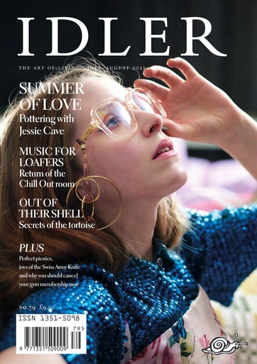 The Idler Magazine Preview
