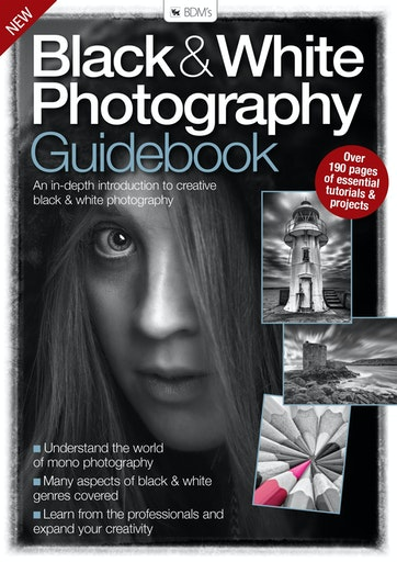 Black & White Photography Guidebook Preview