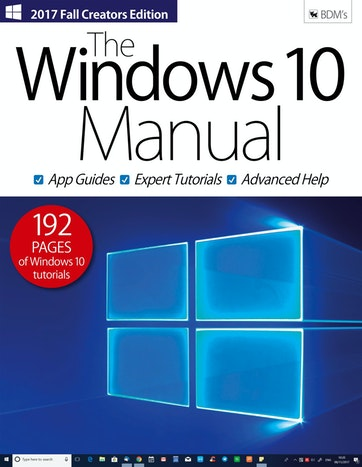 The Windows 10 Manual Preview