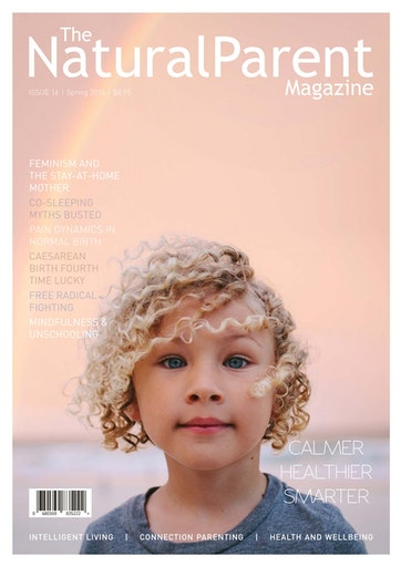 The Natural Parent Magazine Preview