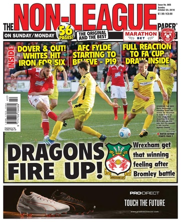 The Non-League Football Paper Preview