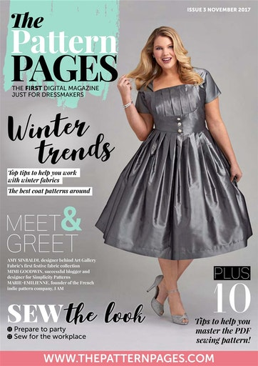 The Pattern Pages Sewing Magazine Preview