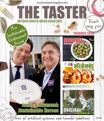 The Taster Magazine Preview