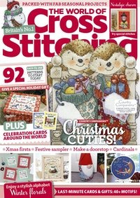 The World of Cross Stitching Magazine   Special 2020 Subscriptions