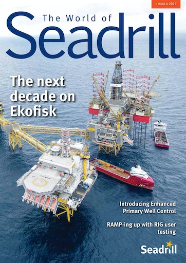 The World of Seadrill Preview