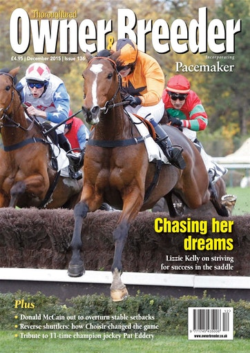 Thoroughbred Owner Breeder Preview