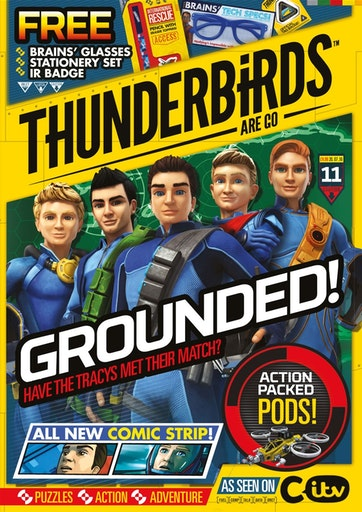 Thunderbirds Are Go Preview