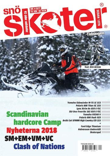 Tidningen Snöskoter Preview
