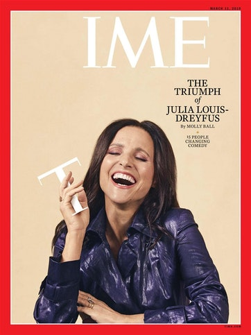 Time Magazine Preview