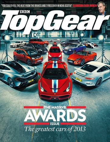 BBC Top Gear Magazine Preview