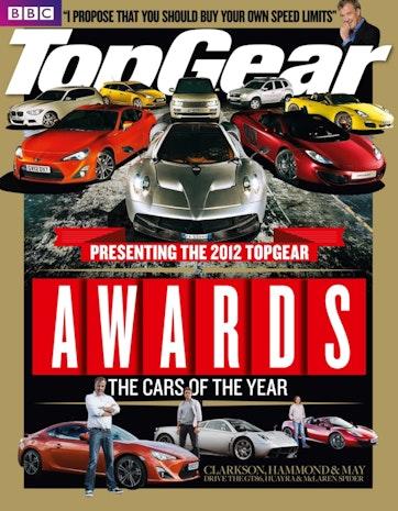 BBC Top Gear Magazine Preview