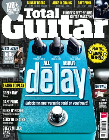 Total Guitar Preview