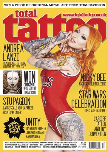 Total Tattoo Preview