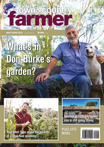 Town And Country Farmer Preview